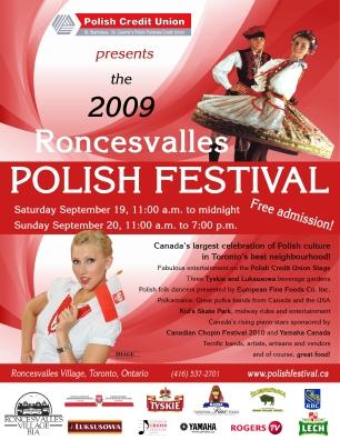 Polish Festival Poster